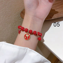 2021 Year of the Ox Zodiac Bracelet