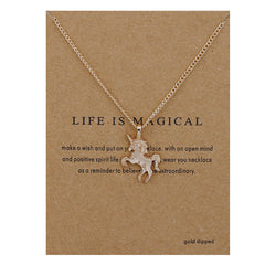 Unicorn Magic Necklace
