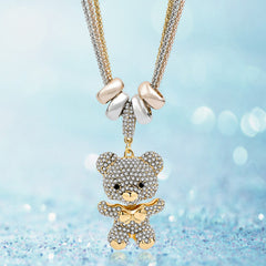 Little Sweet Bear Pendant