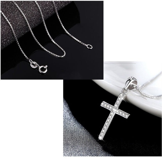 Cross Pendant - Elegant and Beautiful
