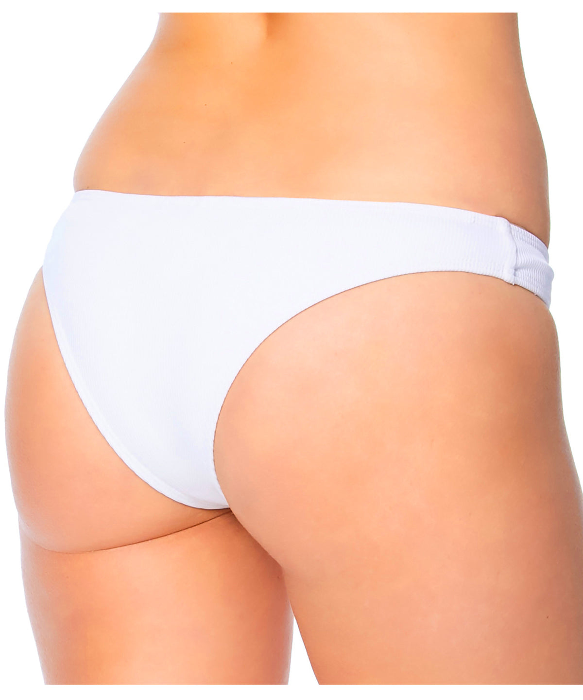 Minimale Animale Lafayette Women White Bikini Bottom