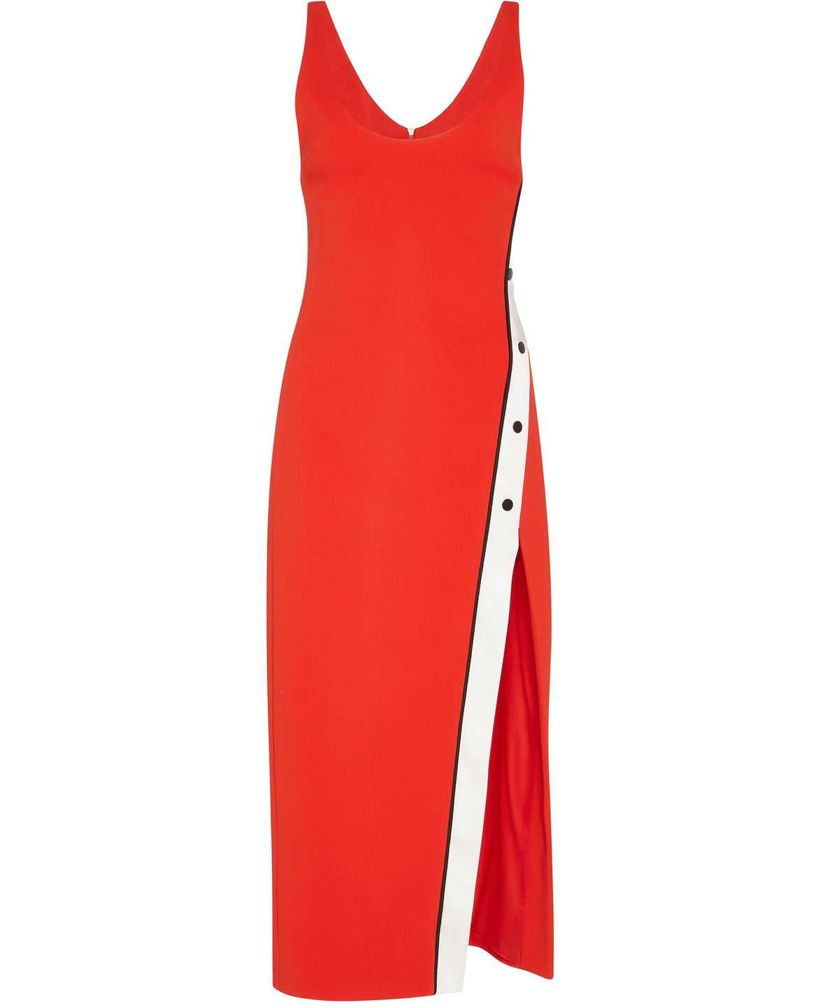 Slit Tank Dress - THE BOX BOUTIQUE