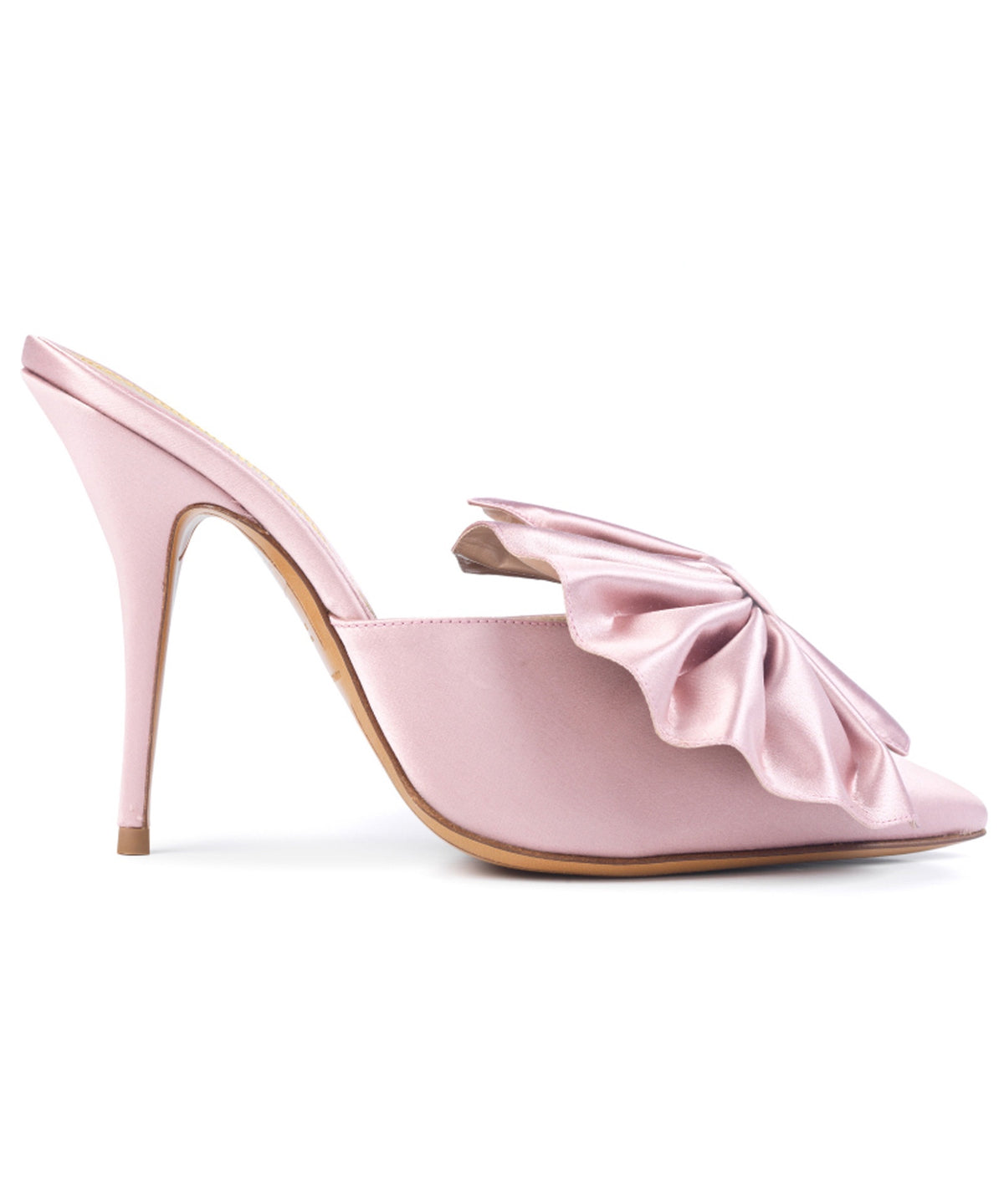 Kate Mules Blush SIDE VIEW