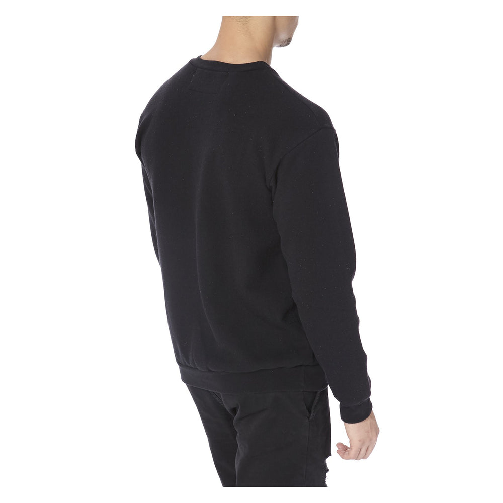 LOOSE THREADS CREW NECK-BACK VIEW-THE BOX BOUTIQUE