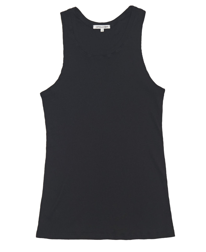 Venice Tank Black - THE BOX BOUTIQUE