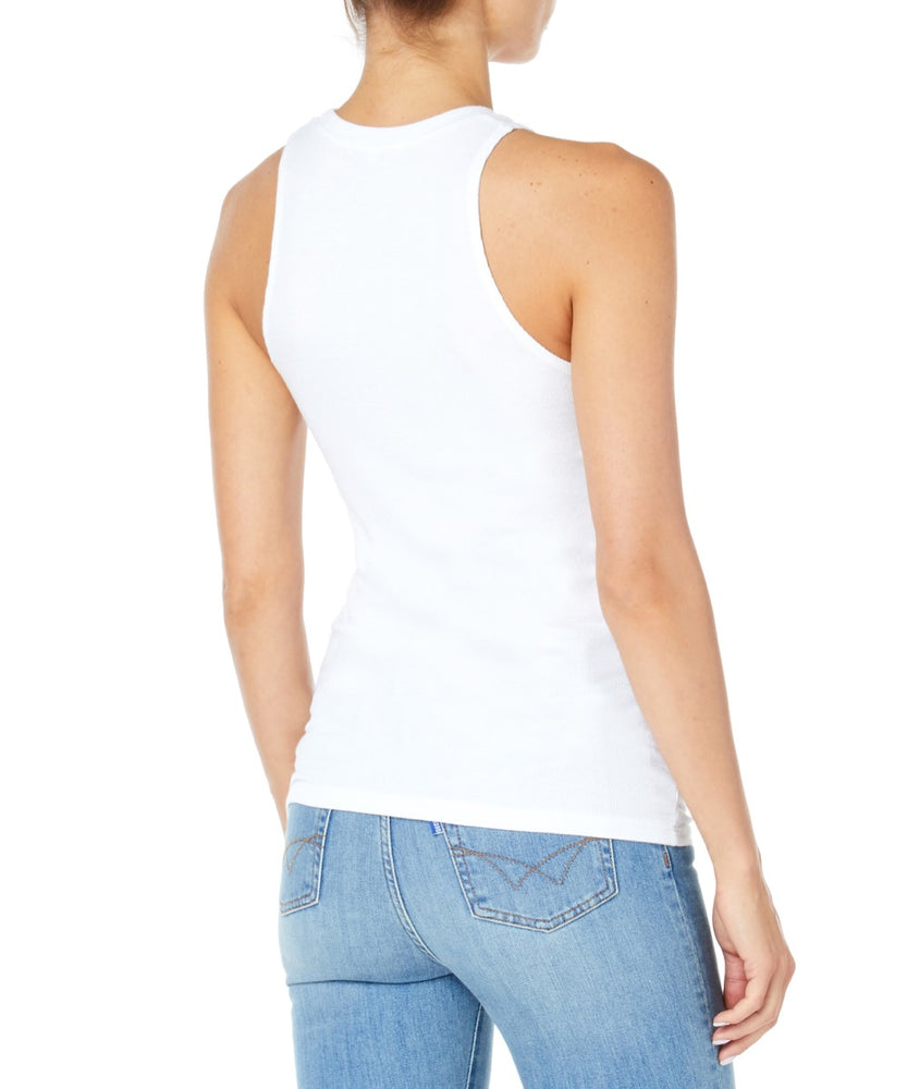 Cotton Citizen Venice Women White Tank Top