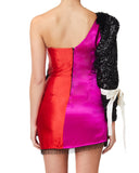 Daniele Carlotta Sequinned Women Multi Dress