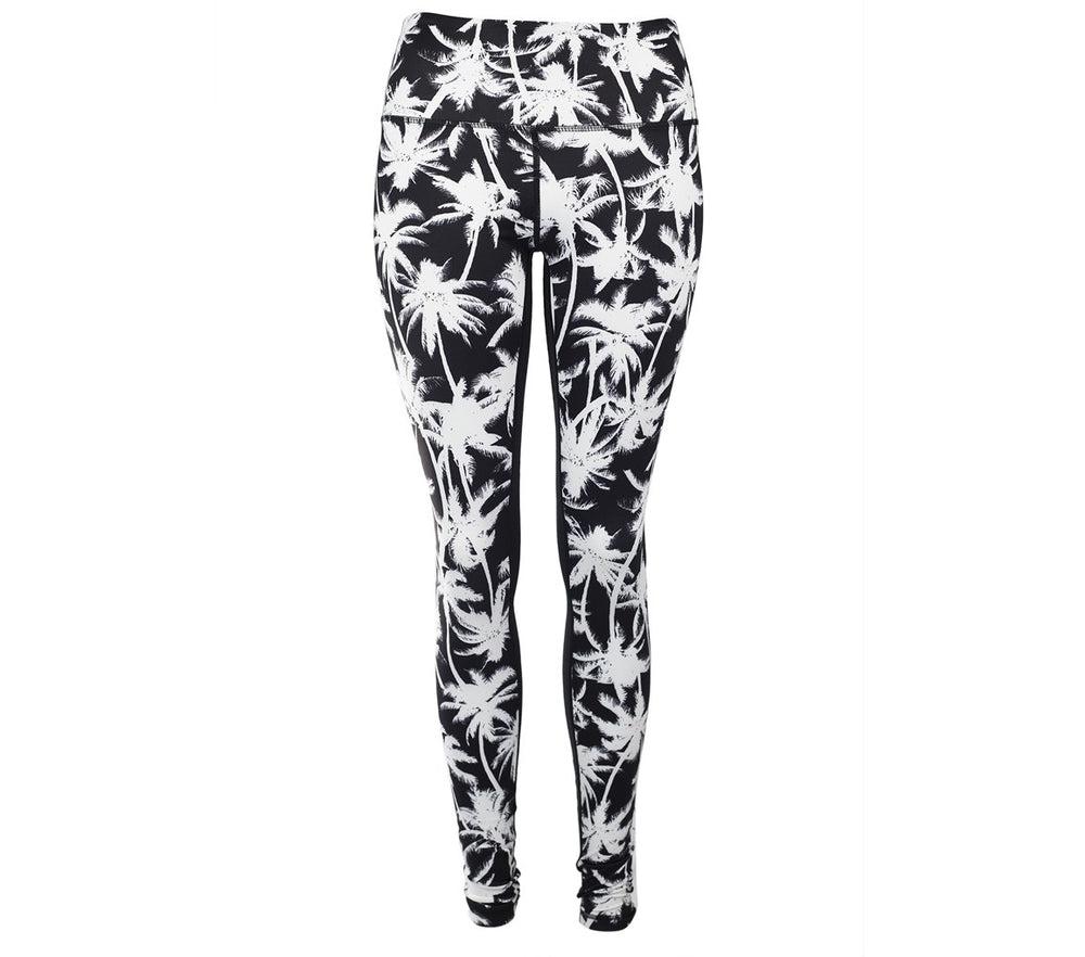 PALM PARADISE LEGGINGS - THE BOX BOUTIQUE