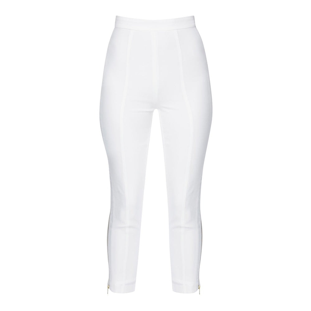 ALTHEA PANTS IN WHITE - THE BOX BOUTIQUE