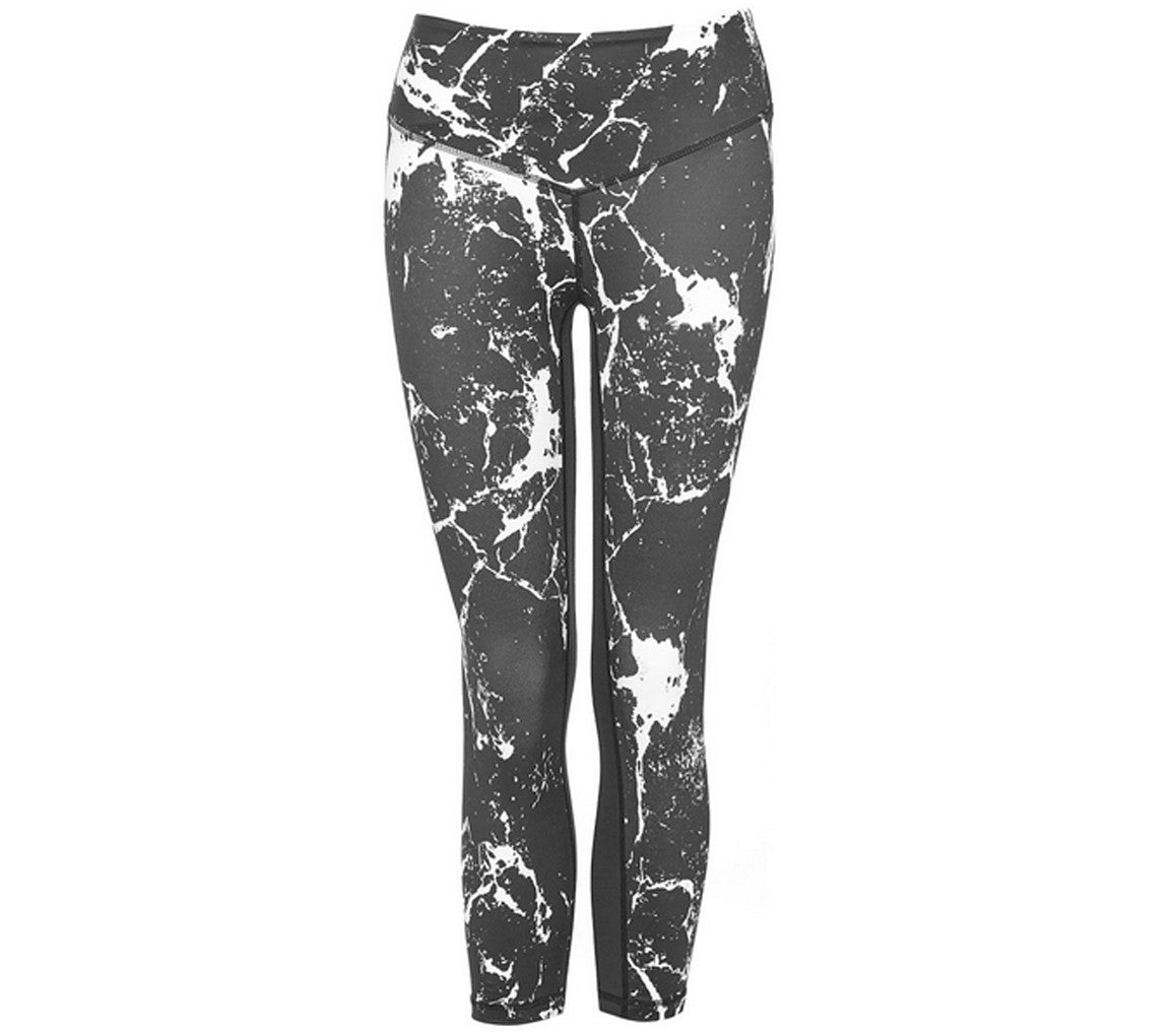 STONE TEMPLE 3/4 LEGGINGS - THE BOX BOUTIQUE