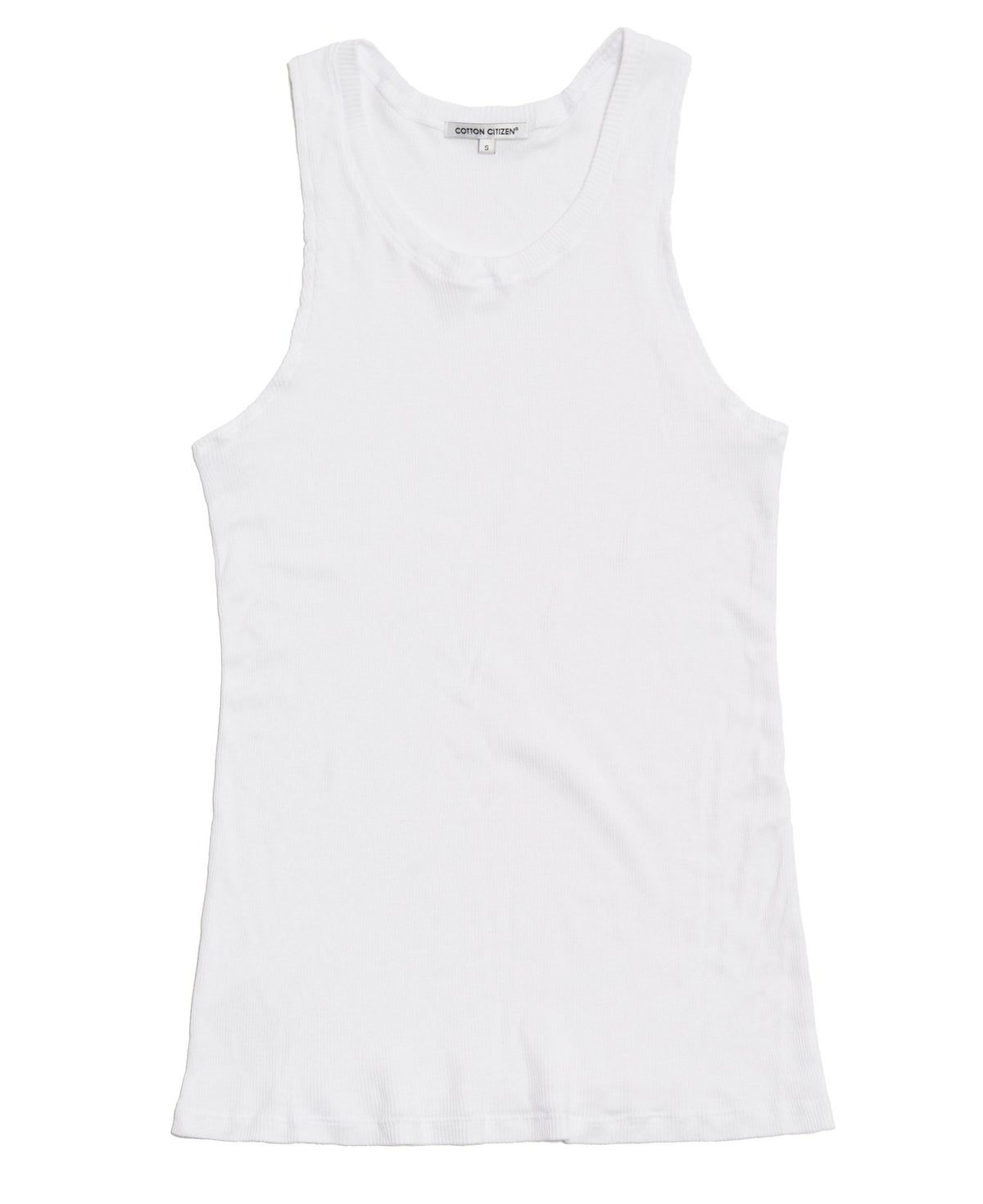 Venice Tank White - THE BOX BOUTIQUE