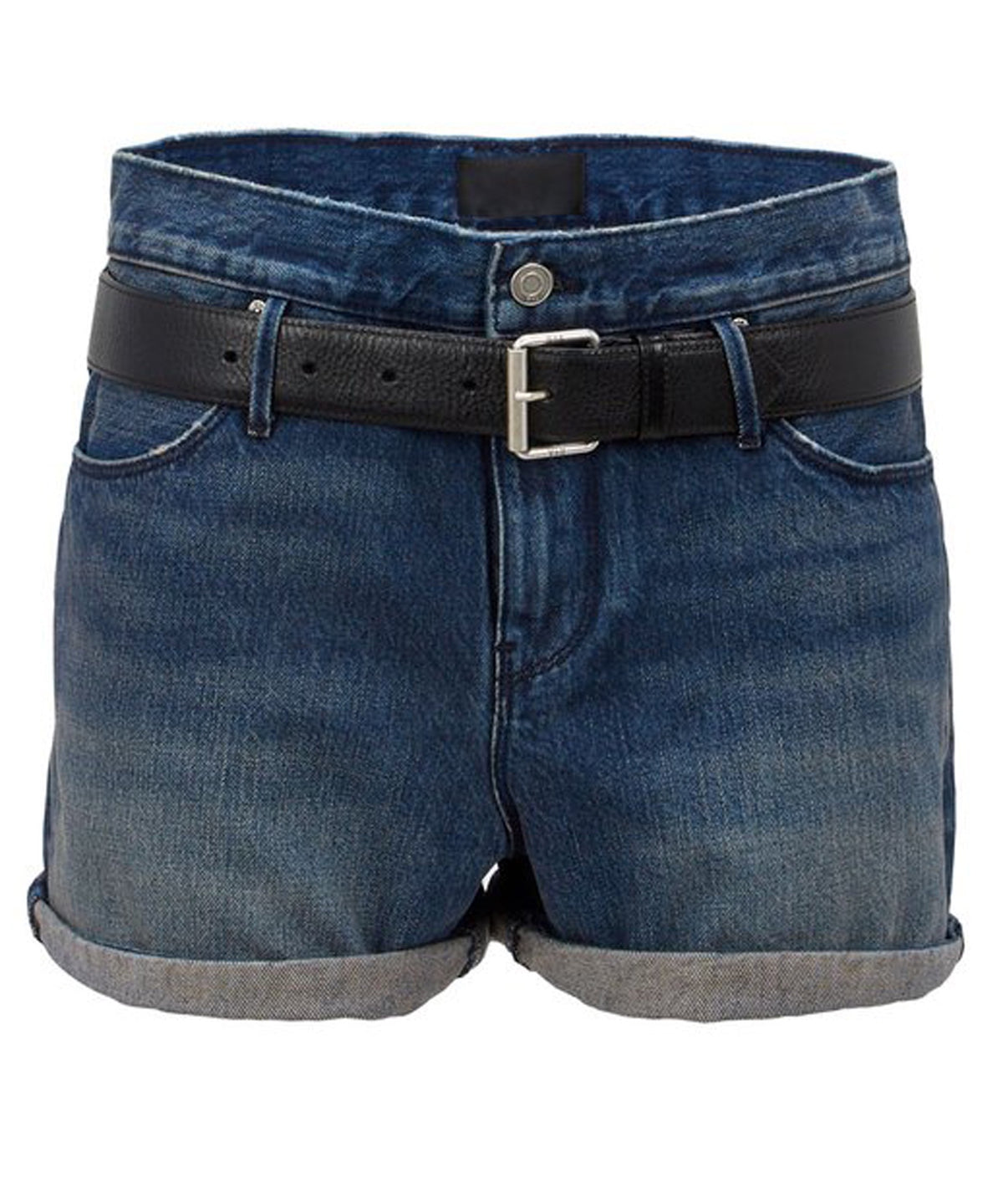Rta Pierce Women Blue Shorts