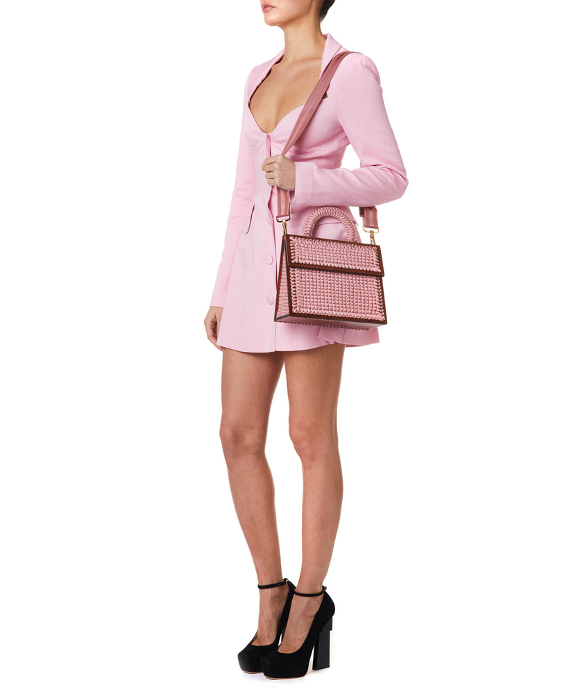 0711 Copacabana Women Pink Purse