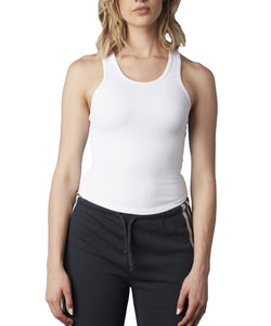 Year of Ours Sporty Tank White