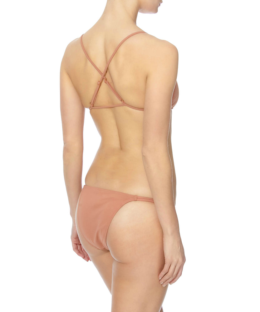 Minimale Animale Whiskey Women Rust Bikini