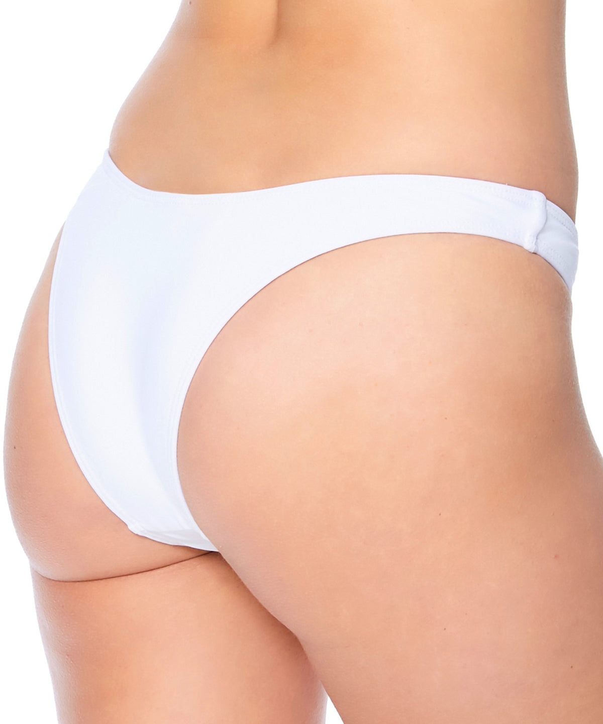 Minimale Animale Wall Street Women White Bikini Bottom