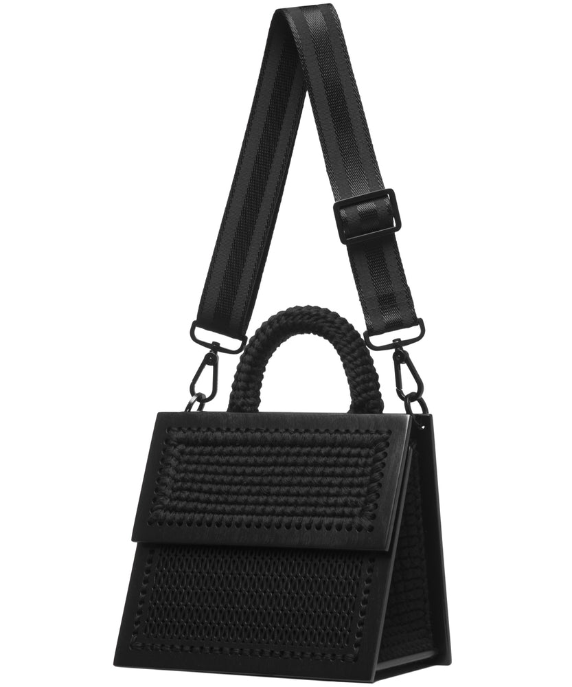0711 Copa Women Black Purse
