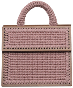 Copacabana Purse in Blush