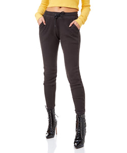 Cotton Citizen Monaco Jogger Women Black Sweatpants