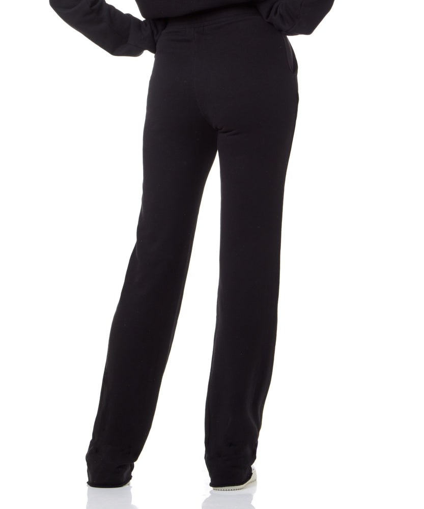Cotton Citizen Manhattan High Waisted Women Black Sweatpants