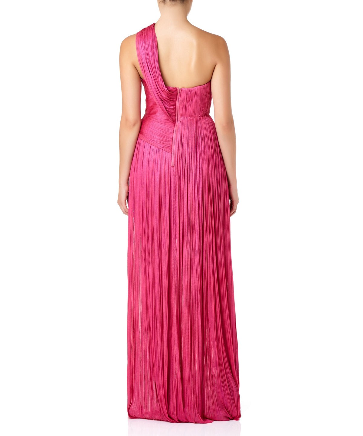 Maria Lucia Hohan Melanie Women Fuchsia Dress