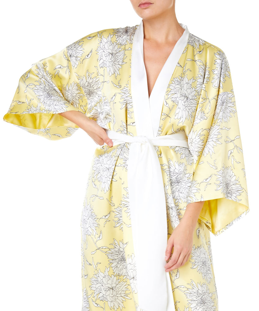 Queenie Kira Full Length Robe