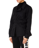 Arwa Al Banawi Banat Safari Women Black Jacket