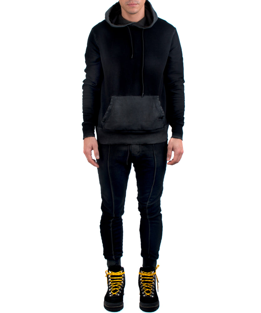The Cobain Jogger-FRONT VIEW-THE BOX BOUTIQUE