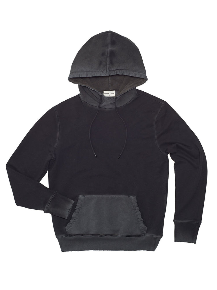 The Cobain Pullover-FRONT VIEW-THE BOX BOUTIQUE