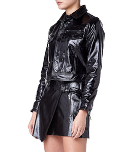 Ksubi A2B Women Black Jacket