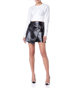 Ksubi Dreams Women Black Skirt