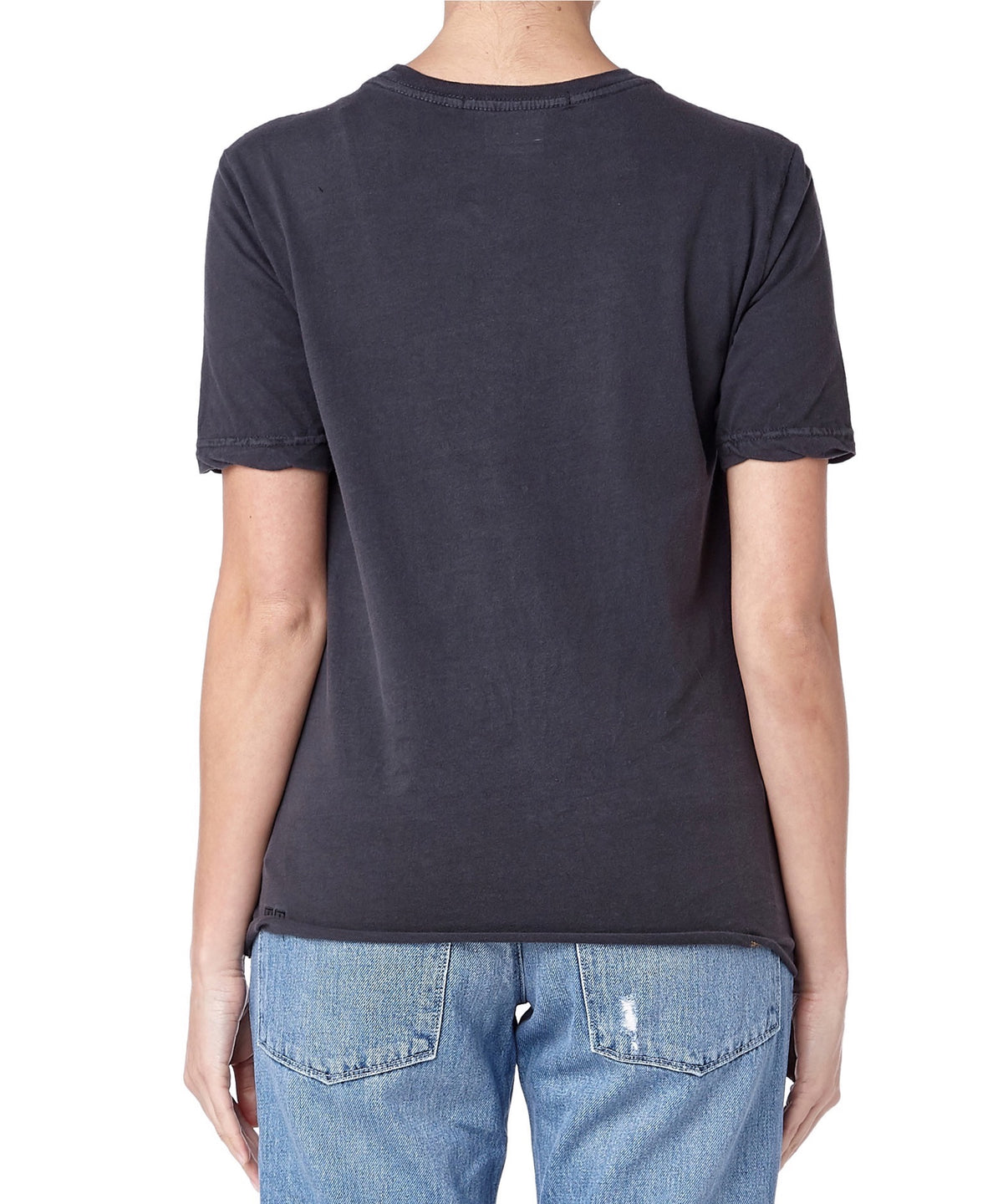 Ksubi Pseudo Women Grey T-Shirt