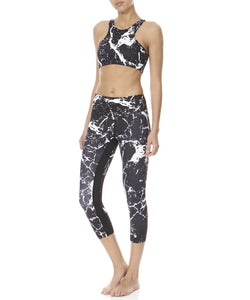 STONE TEMPLE 3/4 LEGGINGS