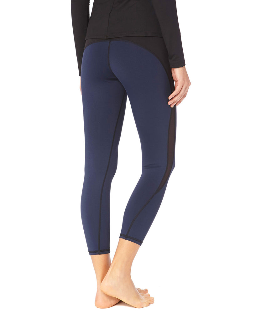 Michi Nyc Medusa Women Navy Leggings