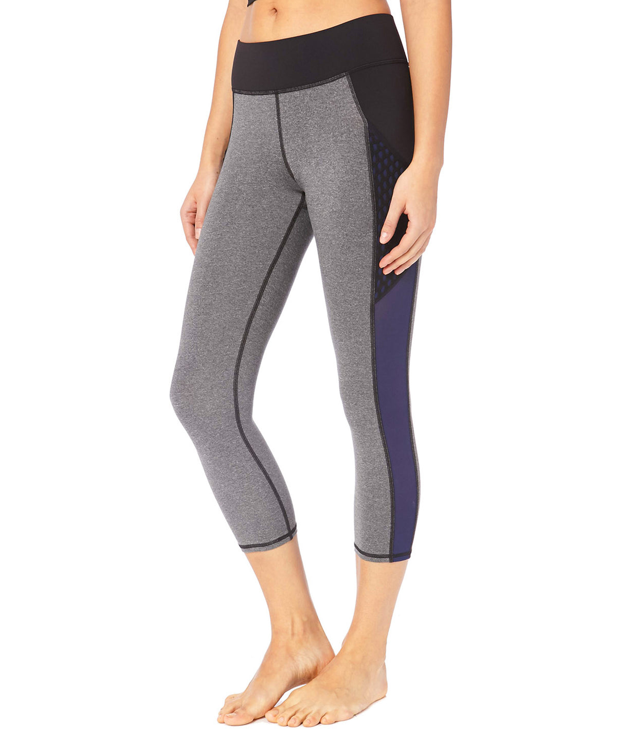 Michi Nyc Stardust Women Grey Leggings