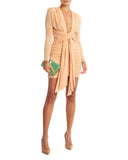 Misha Paola Women Cream Dress