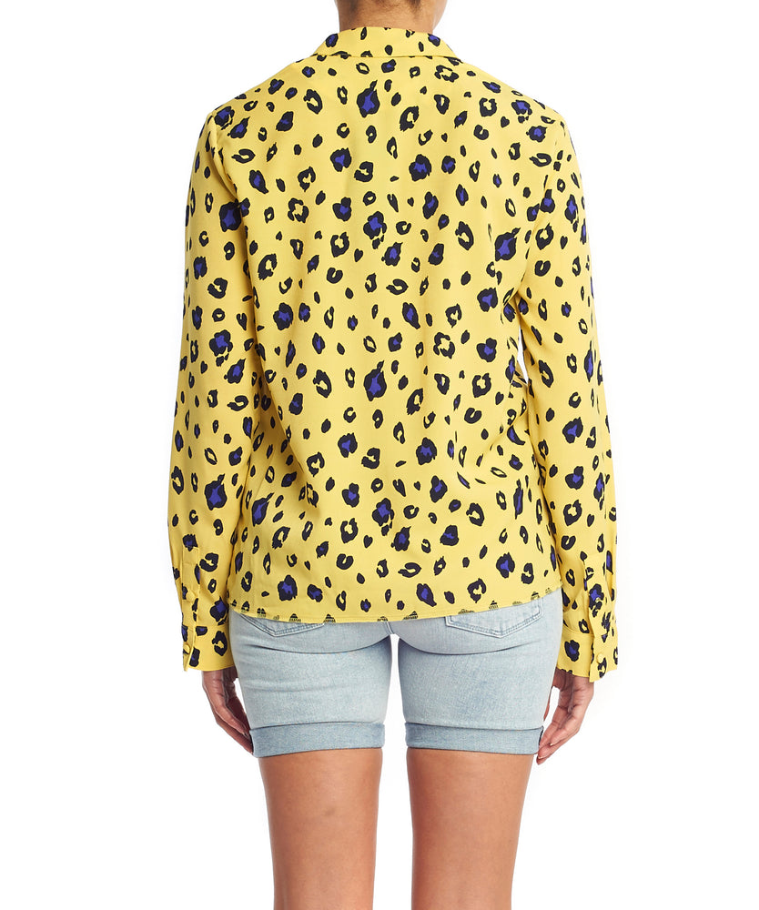 Rta Blythe Women Yellow Shirt