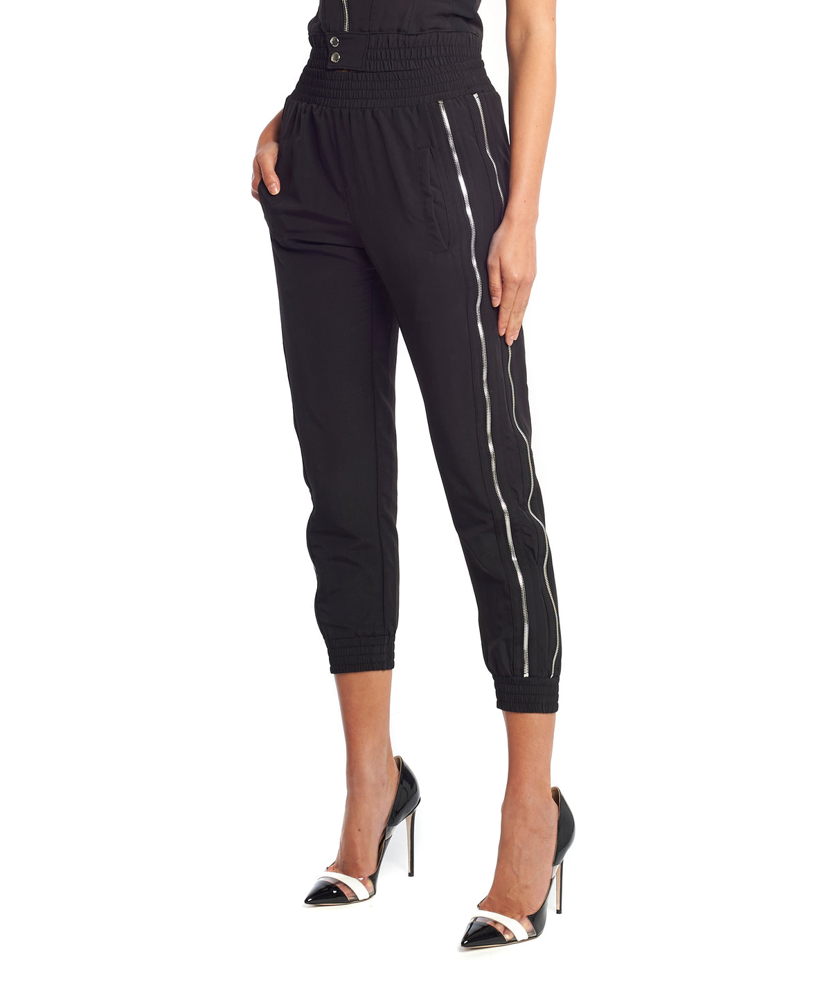 Rta Trackpants Women Black Sweatpants