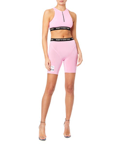 TTSWTRS Cycling pants Women Pink Bike Shorts