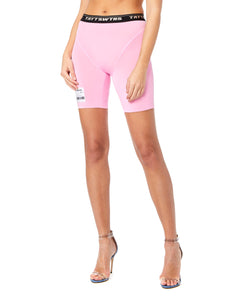 BIKE SHORT HOT PINK