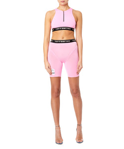 TTSWTRS Sports Bra Women Pink Top