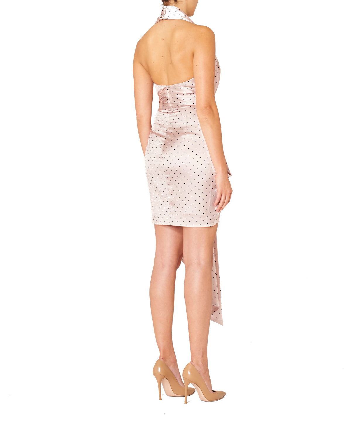 Misha Ceillia Women Mini Dress Polka Dot