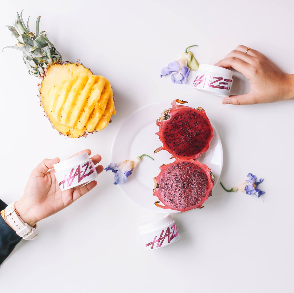 Do you know what's the connection between Dragon Fruit and Haze Care?