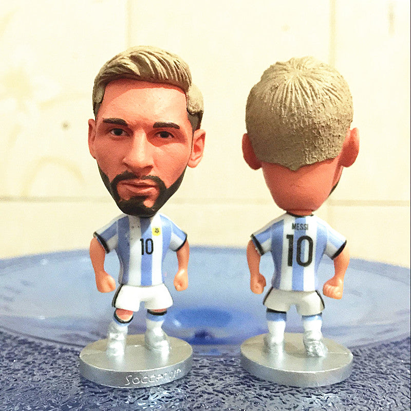 Messi Doll