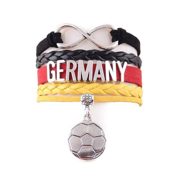 Germany Wide Bracelet