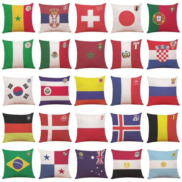 Flag Pillowcases