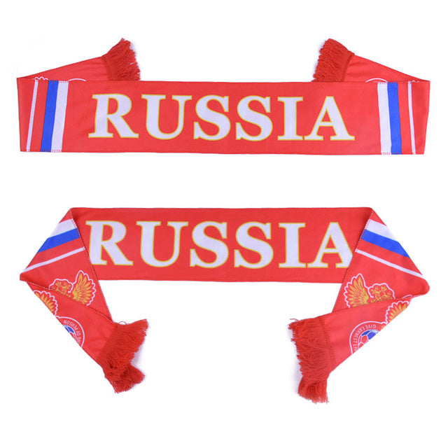 Russia Scarf