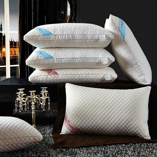 Bed Pillow 100% Knitted Cotton