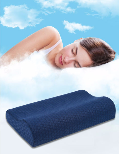 Bamboo Charcoal Cervical Pillow For Sleeping And Health
