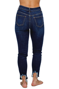 Boss High-Waisted Jeans